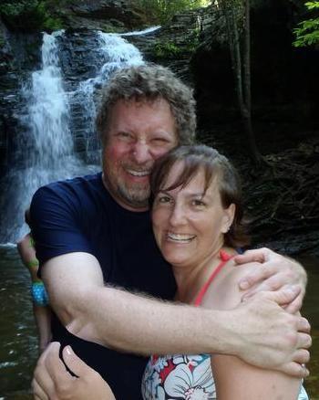 Van and Lisa Burbach