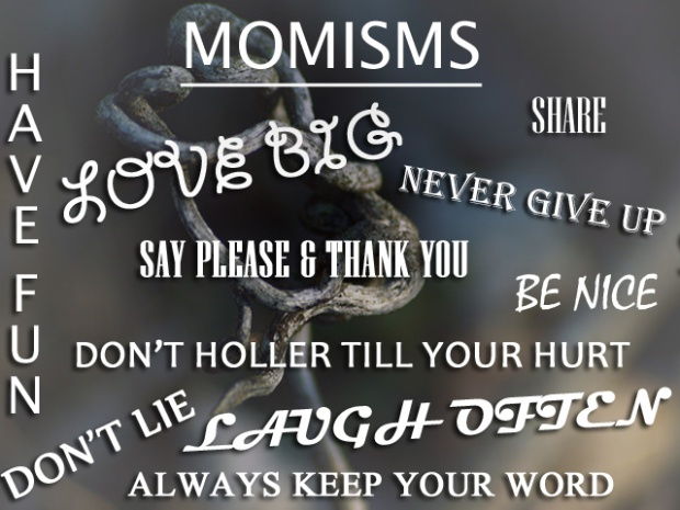 mom's rules